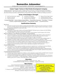 Targeted Resume Techtrontechnologies Com