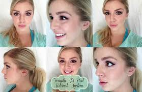 temptu air brush makeup system trial tutorial review