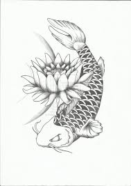 Small Picture coloring pages koi fish wwwmindsandvinescom