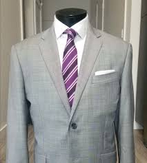 Light Grey Pinstripe Suit Combinations What Should You Wear With A Grey Suit Bespoke Edge