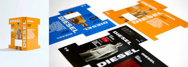 Diesel Graphic Design Diesel Underwear The New Packaging Hangar Design Group