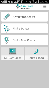 Sutter Health mobile for Android - APK Download