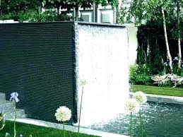large outdoor wall fountains copper water fountain copper water fountain amazing inspiration large