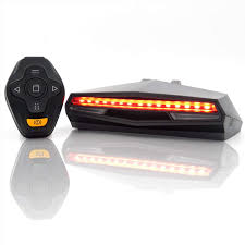 Bike Light With Remote Ampulla Rechargeable Bike Tail Light Remote Control