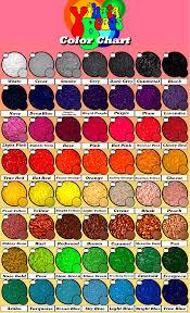 Bead Color Chart Yihata Mini Beads 12 Colors Sold By Yihata Fuse Beads