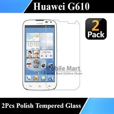 2Pcs Huawei G610s Tempered Glass Screen ...
