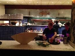 Restaurant open kitchen Fast Casual Marlin Restaurant Bar Open Kitchen Tripadvisor Open Kitchen Picture Of Marlin Restaurant Bar Beach Haven