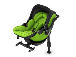 kiddy car seats have always been pioneering their updated and award winning version of the original evoluna has lie flat technology both in and outside the
