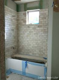 install tile shower installation floor drain building a diy pan flo
