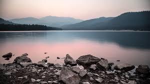 calm mounn lake 4k ultra hd desktop