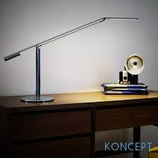 medium size of koncept equo led desk lamp chrome floor bymfg table popular chandelier styles best