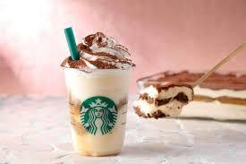 Starbucks Light Frappuccino Discontinued Starbucks Is Serving A Tiramisu Frappuccino In Japan