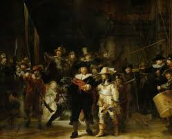 my afternoon rembrandt and the onset of stendhal syndrome the nightwatch by rembrandt 1642