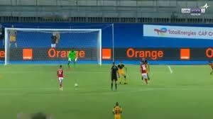ملخص مباراة الاهلي وكايزر شيفز اليوم 3-0 -نهائي دوري ابطال افريقيا - اهداف  مبار