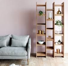shelving furniture living room. Mozaic Teak Rack-Ethnicraft-Originals Furniture - 1 Shelving Living Room