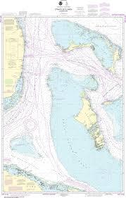 Noaa Bathymetric Charts Noaa Nautical Chart 4149 Straits Of Florida Eastern Part