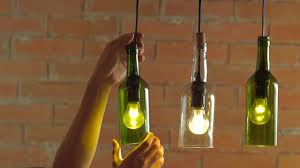 making outdoor hanging lights from wine bottles with latest diy hanging wine bottle pendants you