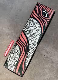 Skateboard Grip Tape Designs Custom Griptape By Squad19 For Todays Boardpusher Com