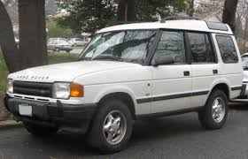 File:Land Rover Discovery Series I.jpg - Wikimedia Commons