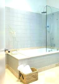ceramic bathtub wall surround tile tub best bathroom pattern ideas images on intended for how to walls and shower