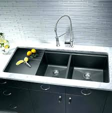 Sinks Kitchen Sink 9 Colors Blanco Silgranit Cinder Diamond White Color  Double Bowl Anthracite At Clean90