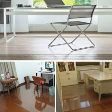 rug for office. Chair Mat Wooden Floor Protection Carpet Office PVC Non-slip Area Rug Transparent Waterproof For L