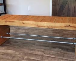 pallet furniture etsy. reclaimed rustic industrial pallet bench furniture etsy
