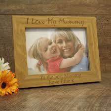 personalised wooden photo frame i love my mummy mum mothers day gift 6795 p jpg