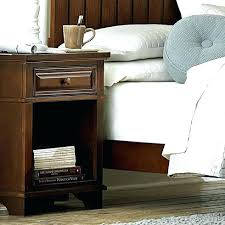 vegas white glass mirrored bedside tables. Black Bedroom Nightstands Tall Nightstand Furniture Inch Night Table And Bedside Tables Pertaining To Vegas White Glass Mirrored H