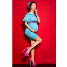 LaClefFrontTieNursingFriendlyBabyShowerWrapMaternityDress 600x600jpgwidthu003d414Blue Maternity Dress Baby Shower