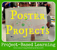 project posters project based learning posters our journey westward