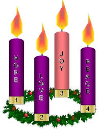 Sacrifices And Goods Works Undertaken During The Advent Season   Advent  wreath candles, Advent candles, Advent wreath