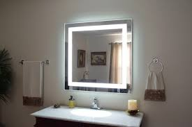 Lights Kinsley Open Cutout Battery Operated Bathroom Mirrors