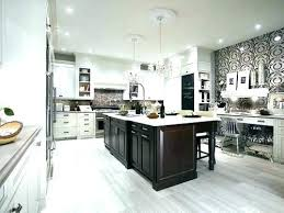 black kitchen cabinets with white marble countertops. Black And White Marble Countertops Kitchen Crown Molding Granite Cabinets With