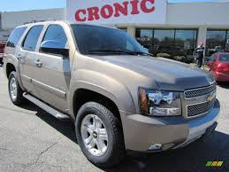 2007 Amber Bronze Metallic Chevrolet Tahoe Z71 4x4 #46070028 ...