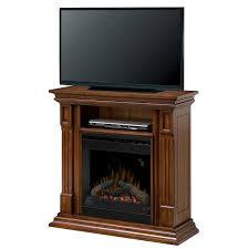 details about dimplex deerhurst electric fireplace media console burnished walnut
