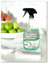 bathroom cleaning tips clean granite travertine marble counter tops marble