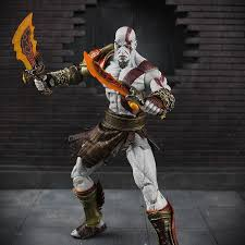 <b>NECA</b> Game <b>God of</b> War kratos 18cm Action Figure Toys | Shopee ...
