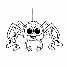 Vleermuis Kleurplaat Fantastisch Spinnen Kleurplaat Archidev