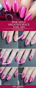 5 Tutorials For Different Nail Designs | NailDesignsJournal