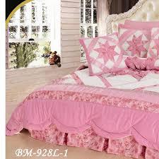 off on dada bedding pastel baby pink