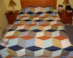 Baby Block Quilt Patterns Inspiration Baby Blocks For A Man Rhino Quilting