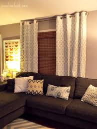 curtains that match brown furniture designs what colors