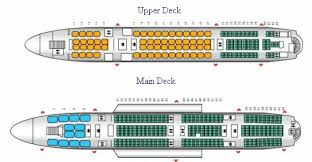 All The Singapore Airlines A380 800 Business Class Seating