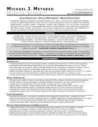 Technology Sales Resume Metarko Sales Mgmt Resume 9 2011