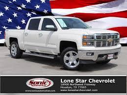 White Diamond Tricoat 2014 Chevrolet Silverado 1500: Used Truck for ...