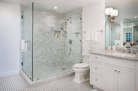 ask jennifer adams how to keep your glass shower doors clean in a guest bathroom