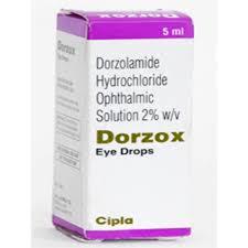 dorzox t 5 ml eye drop aryu care