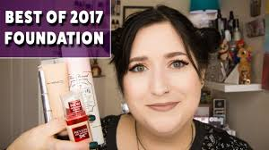 best of 2017 foundations concealers primers dry skin over 40