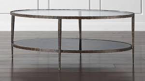 metal living room tables clairemont oval coffee table on living room fabulous wayfair area rugs round
